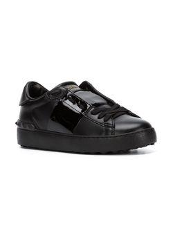 Кеды Open Valentino                                                                                                              черный цвет