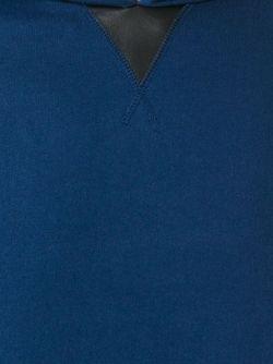 Толстовка С Капюшоном T By Alexander Wang                                                                                                              синий цвет