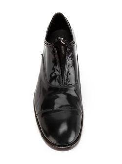 Туфли Дерби Без Шнуровки Premiata                                                                                                              коричневый цвет