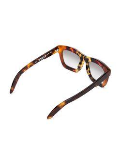 Солнцезащитные Очки C7 Mask KUBORAUM                                                                                                              чёрный цвет