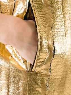 Жилет С Блестящей Отделкой Simona Tagliaferri                                                                                                              серебристый цвет