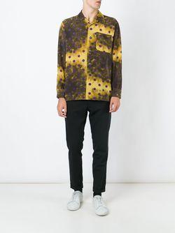 Рубашка В Горошек JEAN PAUL GAULTIER VINTAGE                                                                                                              желтый цвет