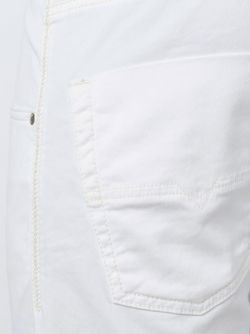 Джинсы Кроя Слим Diesel                                                                                                              белый цвет