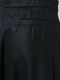 Шорты С Заниженной Проймой SOCIETE ANONYME                                                                                                              черный цвет
