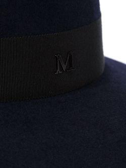 Шляпа Kate Maison Michel                                                                                                              синий цвет