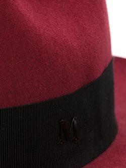 Фетровая Шляпа Adam Maison Michel                                                                                                              красный цвет