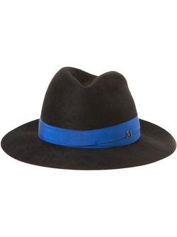 Фетровая Шляпа Bettina Maison Michel                                                                                                              черный цвет
