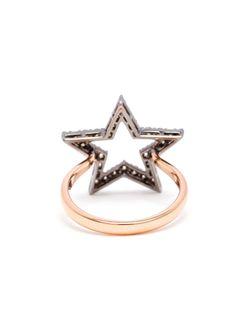 Diamond Star Ring ROSA DE LA CRUZ                                                                                                              розовый цвет