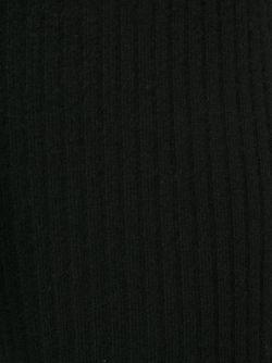 Спортивные Брюки Ребристой Вязки Derek Lam 10 Crosby                                                                                                              чёрный цвет
