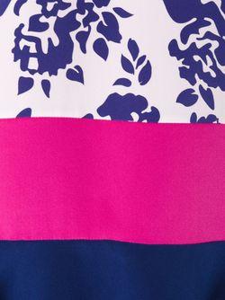 Платье-Шифт Antona Mary Katrantzou                                                                                                              розовый цвет