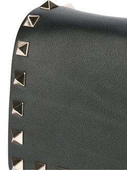 Сумка Через Плечо Rockstud Valentino                                                                                                              черный цвет