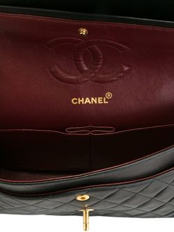 Сумка На Плечо 2.55 Chanel Vintage                                                                                                              чёрный цвет