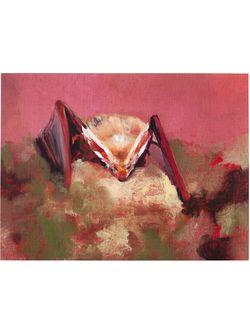 Литография На Бумаге Marvin Gaye Chetwynd Bat HOUSE OF VOLTAIRE                                                                                                              многоцветный цвет