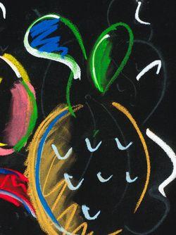 Цифровой Принт La Escuela Del Su HOUSE OF VOLTAIRE                                                                                                              черный цвет