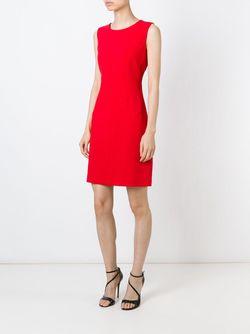 Платье-Футляр Carrie Diane Von Furstenberg                                                                                                              красный цвет