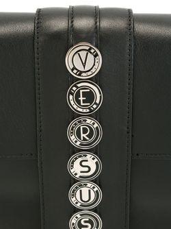Сумка На Плечо С Логотипом Versus                                                                                                              чёрный цвет