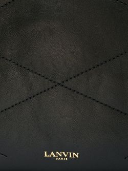 Сумка На Плечо Sugar Lanvin                                                                                                              черный цвет