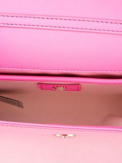 Клатч Medusa Versace                                                                                                              розовый цвет
