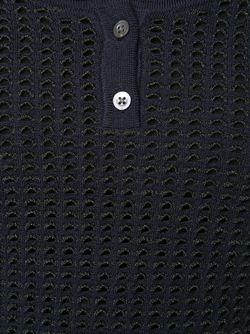 Кофта Свободной Вязки 3.1 Phillip Lim                                                                                                              чёрный цвет