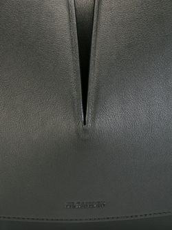 Сумка На Плечо С Вырезной Деталью Jil Sander                                                                                                              черный цвет