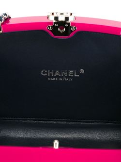 Сумка На Плечо Je Ne Suis Pas Chanel Vintage                                                                                                              розовый цвет