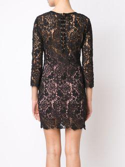 Кружевное Платье Fleur du Mal                                                                                                              черный цвет