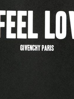 Клатч I Feel Love Givenchy                                                                                                              чёрный цвет