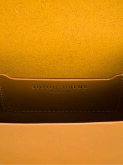 Сумка Через Плечо Barnsbury Sophie Hulme                                                                                                              коричневый цвет