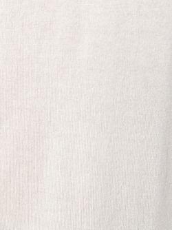 Топ C V-Образным Вырезом Armani Collezioni                                                                                                              Nude & Neutrals цвет
