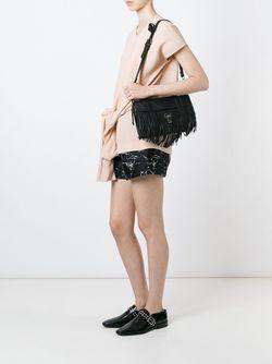 Маленькая Сумка-Сэтчел Ps1 Proenza Schouler                                                                                                              чёрный цвет
