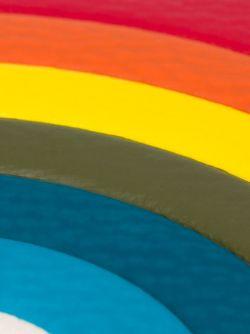 Стикер Rainbow Anya Hindmarch                                                                                                              красный цвет