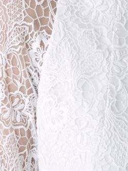 Платье Tea Party MANNING CARTELL                                                                                                              белый цвет