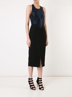 Платье Florence Bianca Spender                                                                                                              чёрный цвет
