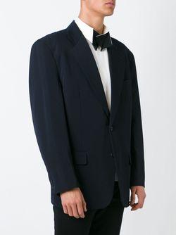 Классический Пиджак Comme Des Garcons                                                                                                              синий цвет