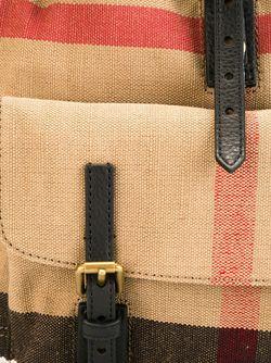 Рюкзак Nova Check Burberry                                                                                                              коричневый цвет