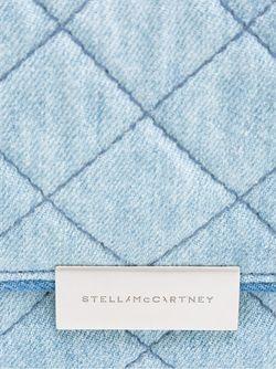 Джинсовая Сумка Через Плечо Beckett Stella Mccartney                                                                                                              синий цвет
