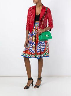 Сумка На Плечо Rosalia Dolce & Gabbana                                                                                                              зелёный цвет