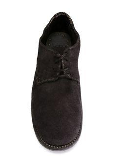 Туфли Дерби GUIDI                                                                                                              серый цвет