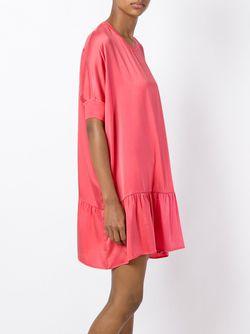 Платье Safira P.A.R.O.S.H.                                                                                                              розовый цвет