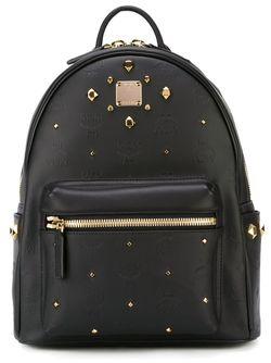 Рюкзак Stark Odeon MCM                                                                                                              черный цвет