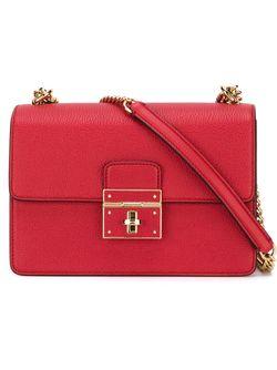 Сумка Rosalia Dolce & Gabbana                                                                                                              красный цвет
