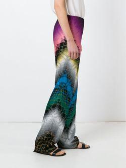 Брюки С Принтом Missoni                                                                                                              многоцветный цвет