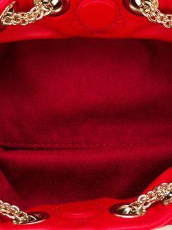 Декорированная Сумка Через Плечо Sonia Rykiel                                                                                                              красный цвет