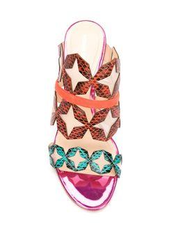 Босоножки Stella Nicholas Kirkwood                                                                                                              многоцветный цвет