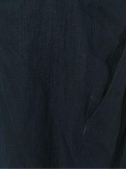 Брюки Свободного Кроя Haider Ackermann                                                                                                              синий цвет