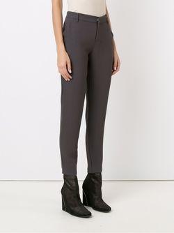 Grid Trousers Uma | Raquel Davidowicz                                                                                                              серый цвет
