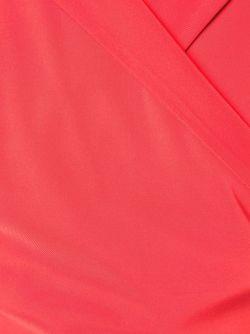 Асимметричный Топ С Завязкой На Поясе BAJA EAST                                                                                                              красный цвет