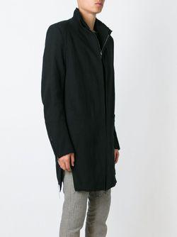 Пальто На Молнии CEDRIC JACQUEMYN                                                                                                              чёрный цвет