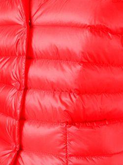 Пуховик Leyla Moncler                                                                                                              красный цвет