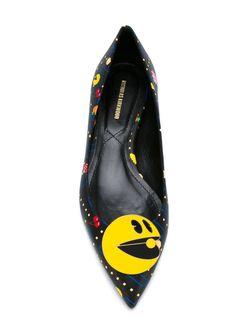 Балетки Eden Pacman Skimmer Nicholas Kirkwood                                                                                                              чёрный цвет